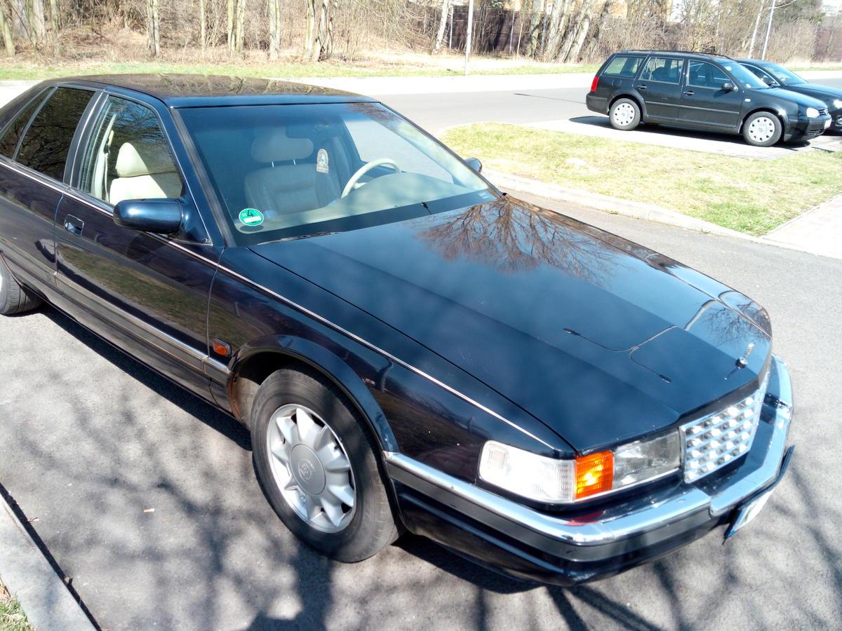 Cadillac Seville STL 4,6 NORTHSTAR SERVIS 1997 na prodej | Inzerát ...